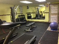 Picture of community gym - Click on Image to enlarge